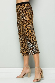 ee:some Leopard Midi Skirt - Side cropped