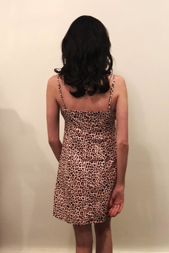 Fascination Leopard Mini Dress - Alternate List Image