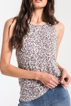 Zsupply Leopard Muscle Tank - Product List Image