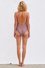Sundry Leopard One Piece - Front full body