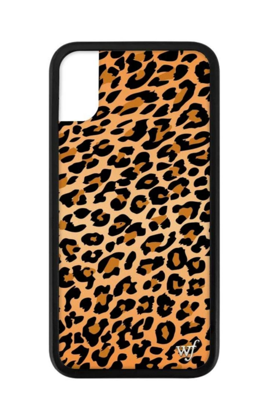 wildflower Leopard Phone Case XS/X - Main Image