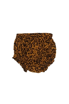 Children of the Tribe Leopard Print Bloomers - Alternate List Image
