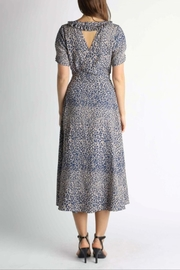 Current Air Leopard Print Dress - Side cropped