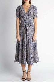 Current Air Leopard Print Dress - Product Mini Image