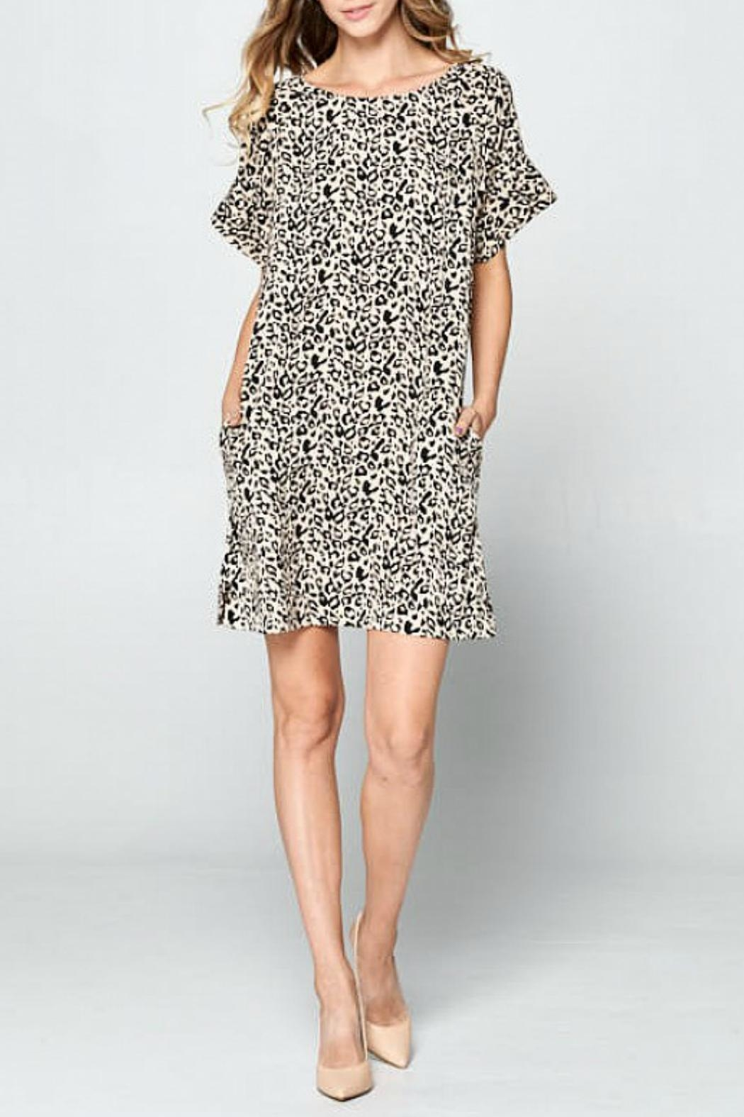 f5164cdb610 Ellison Leopard Print Dress from Texas by It s Swice — Shoptiques