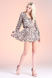 Tyche Leopard Print Dress - Other