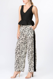 On Twelfth Leopard Print Pant - Product Mini Image