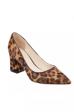 Marc Fisher LTD Leopard Print Pump - Alternate List Image