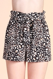 Tyche Leopard Print Short - Product Mini Image