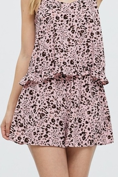 Papermoon Leopard Print Short - Product List Image