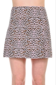 TCEC Leopard Print Skirt - Product Mini Image
