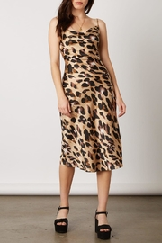 Cotton Candy LA Leopard-Print Slip Dress - Product Mini Image
