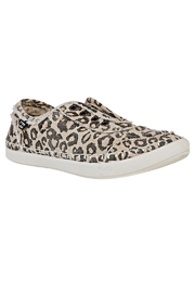 Billabong Leopard Print Sneaker - Front full body