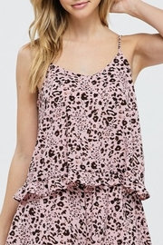 Papermoon Leopard Print Tank - Product Mini Image