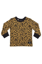 Rock Your Baby Leopard Print Top - Front cropped