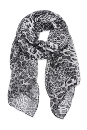 Riah Fashion Leopard Scarf - Product Mini Image
