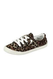 L.A. Shoe King Leopard Sneakers - Product Mini Image