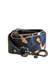 be clear handbags Leopard Strap - Front cropped