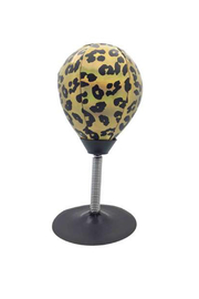 Streamline NYC Leopard Stress Buster Punching Bag - Product Mini Image