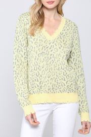FATE by LFD Leopard sweater - Product Mini Image