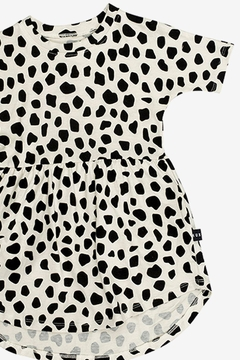 Huxbaby Leopard Swirl Dress - Alternate List Image