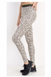 Mono B Leopard Workout Leggings - Product Mini Image