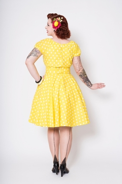 Putre Fashion Leota Polka-Dot Dress - Alternate List Image