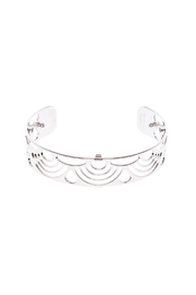 Les Georgettes PARIS Small Silver Cuff Bracelet - Product Mini Image