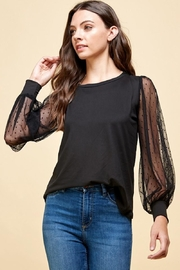 Les Amis Black Obsessed Blouse - Other