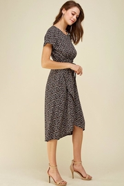 Les Amis Dainty Floral Tie Midi - Other