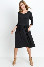 Les Amis Easy Dress - Front cropped