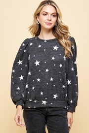 Les Amis Star Of The Softest Sweater - Front cropped