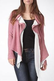 Leshop Burgundy Light Jacket - Product Mini Image