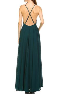 Shoptiques Product: Low Back Mythical Maxi