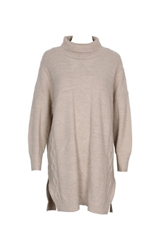MinkPink Lesley Cable-Knit Tunic - Product List Image