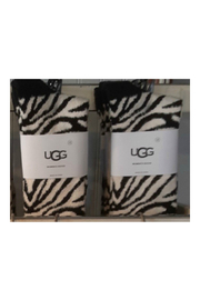 Ugg LESLIE GRAPHIC CREW SOCK - Product Mini Image