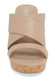 Charles David Leslie Wedge Sandal - Product Mini Image