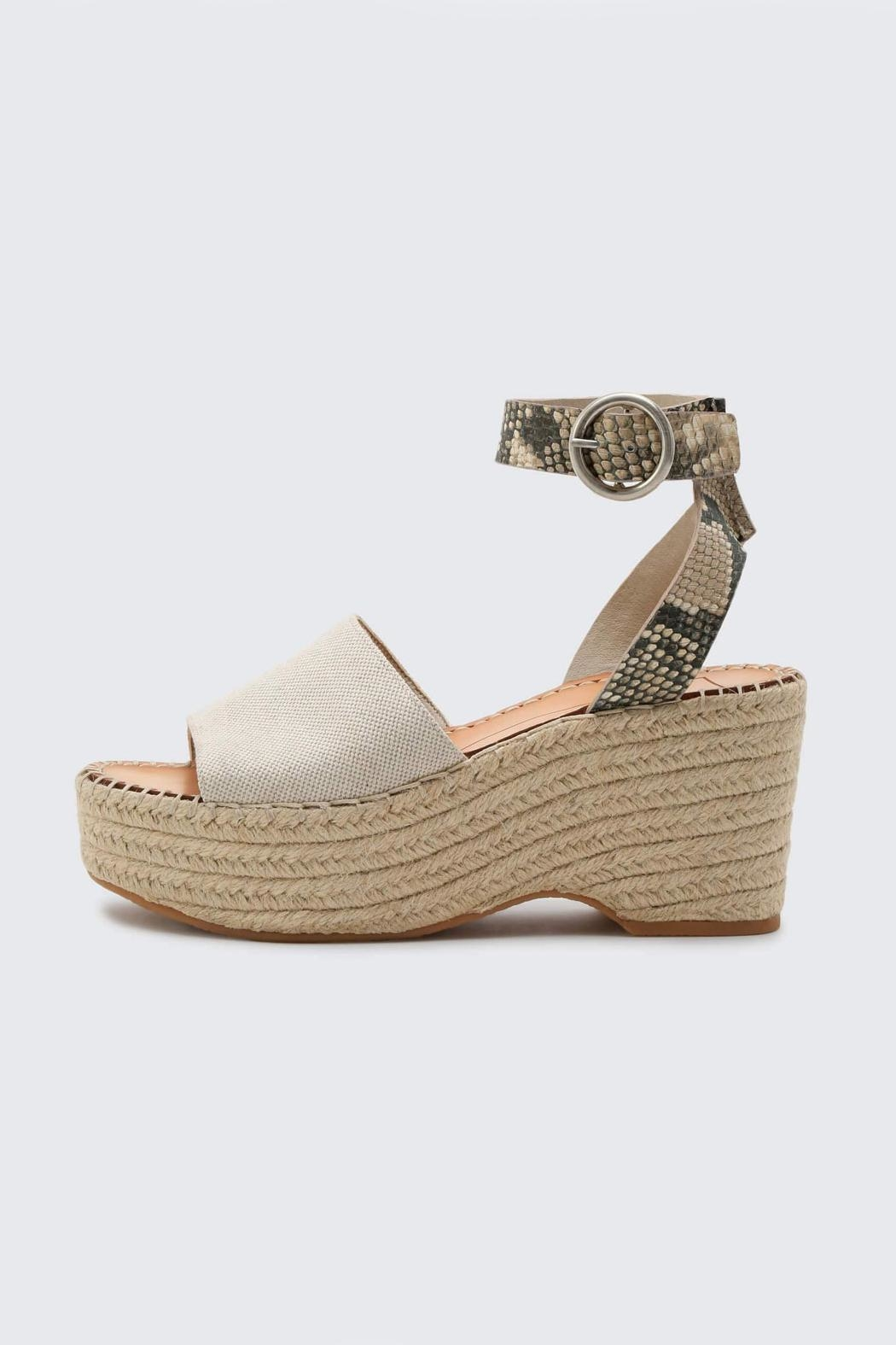 548e7411b531 Dolce Vita Lesly Espadrille Wedge from South Carolina by Baehr Feet ...