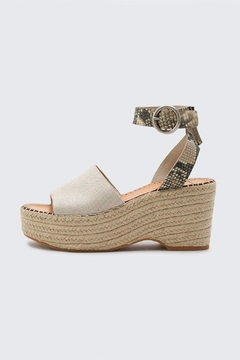 Dolce Vita Lesly Espadrille Wedge - Product List Image