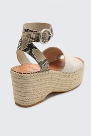 Dolce Vita Lesly Espadrille Wedge - Front full body