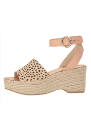 Dolce Vita Lesly Leopard Wedge - Product Mini Image