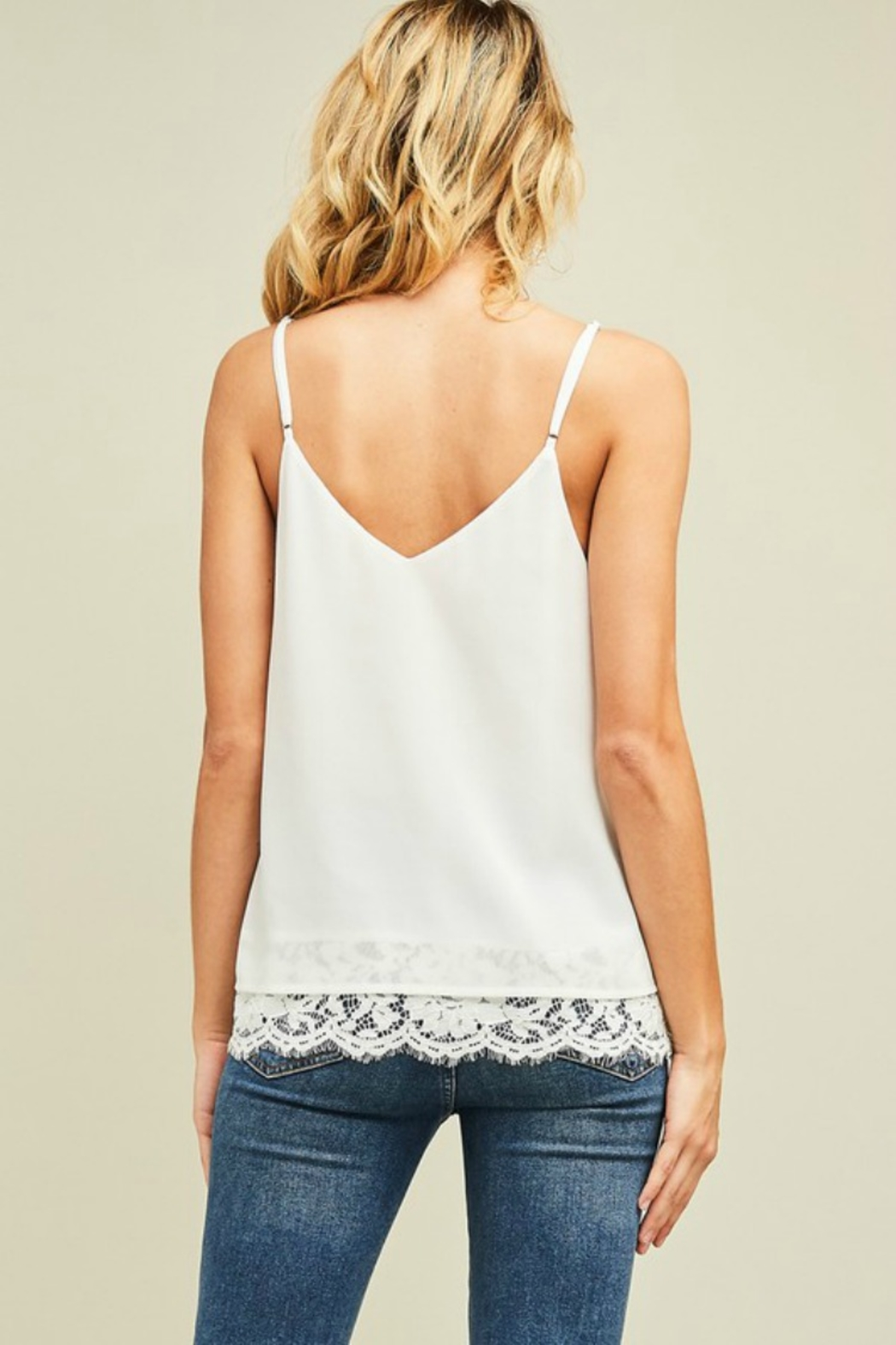 Entro Let it Be Cami - Front Full Image