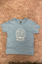 Kindred Mercantile  Let it snow kids tee - Product Mini Image