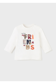 Mayoral Let's Be Friends T-Shirt - Product Mini Image