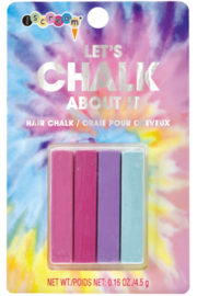 Iscream Let's Chalk Hair Chalk - Product Mini Image