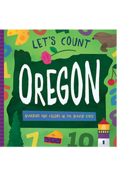 Familius Let's Count Oregon - Alternate List Image