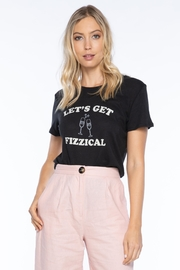 Suburban riot Let's Get Fizzical Loose Tee - Product Mini Image