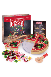 Brybelly Let's Make A Pizza - Product Mini Image