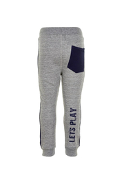 Minymo Let's Play Sweatpants - Back cropped