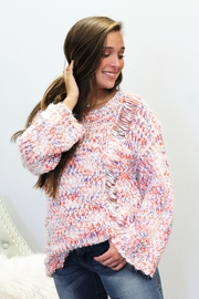 POL Let's Shred Sweater - Product Mini Image